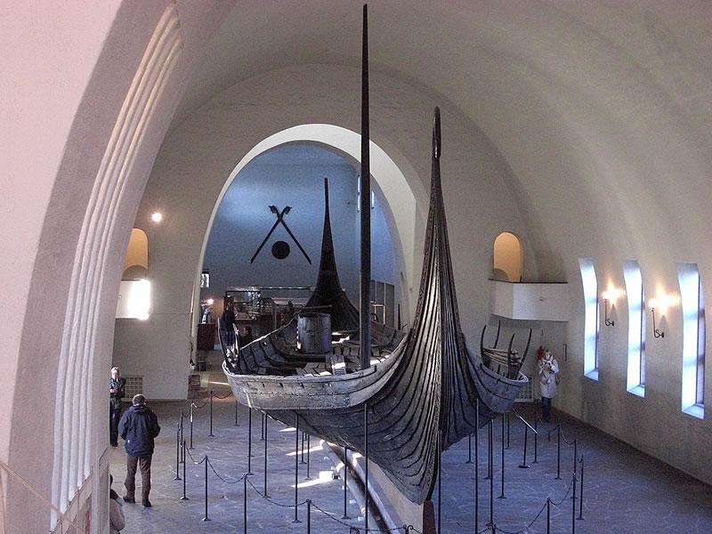Um passeio pelo mundo dos vikings.